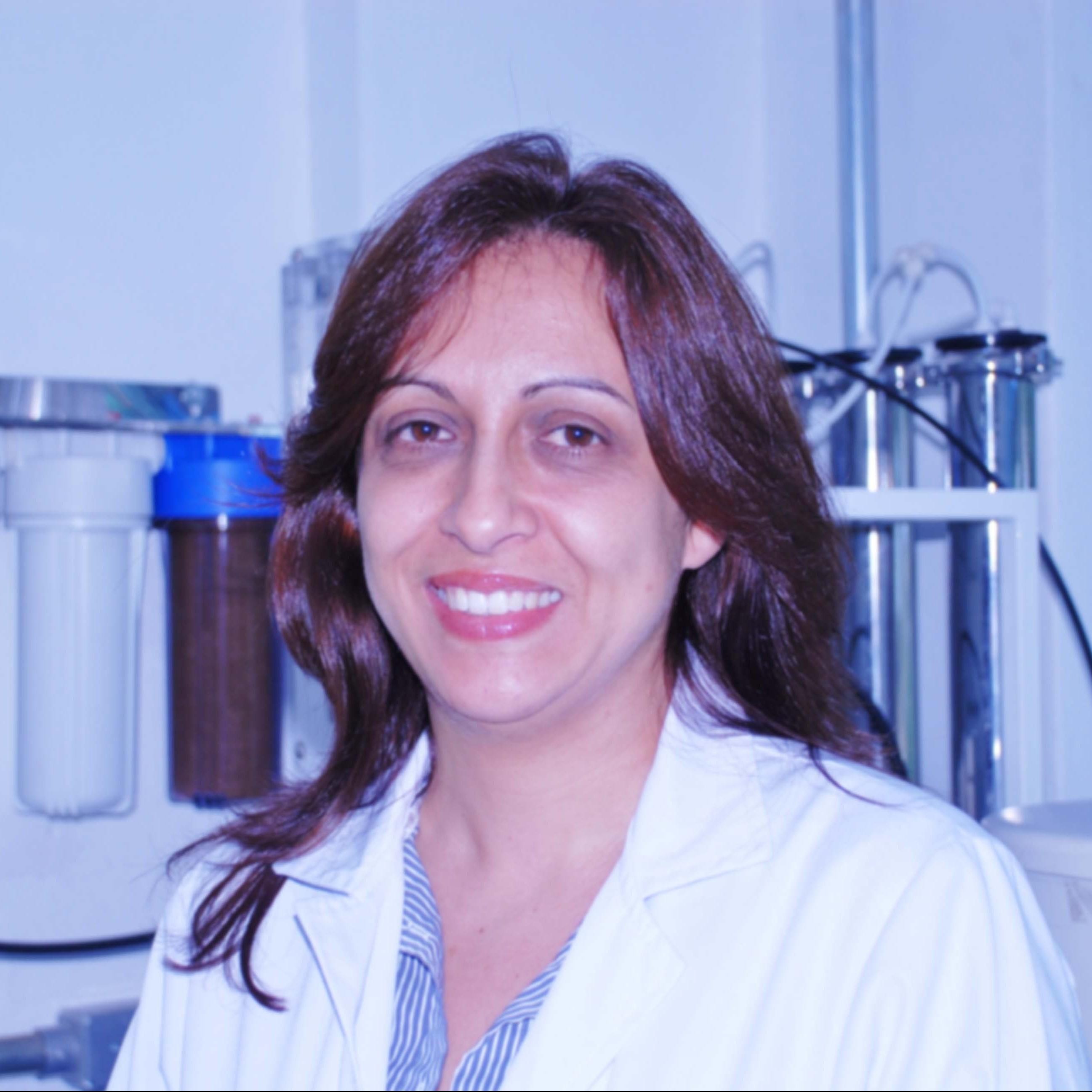 Eng. Msc. Luana di Beo Rodrigues