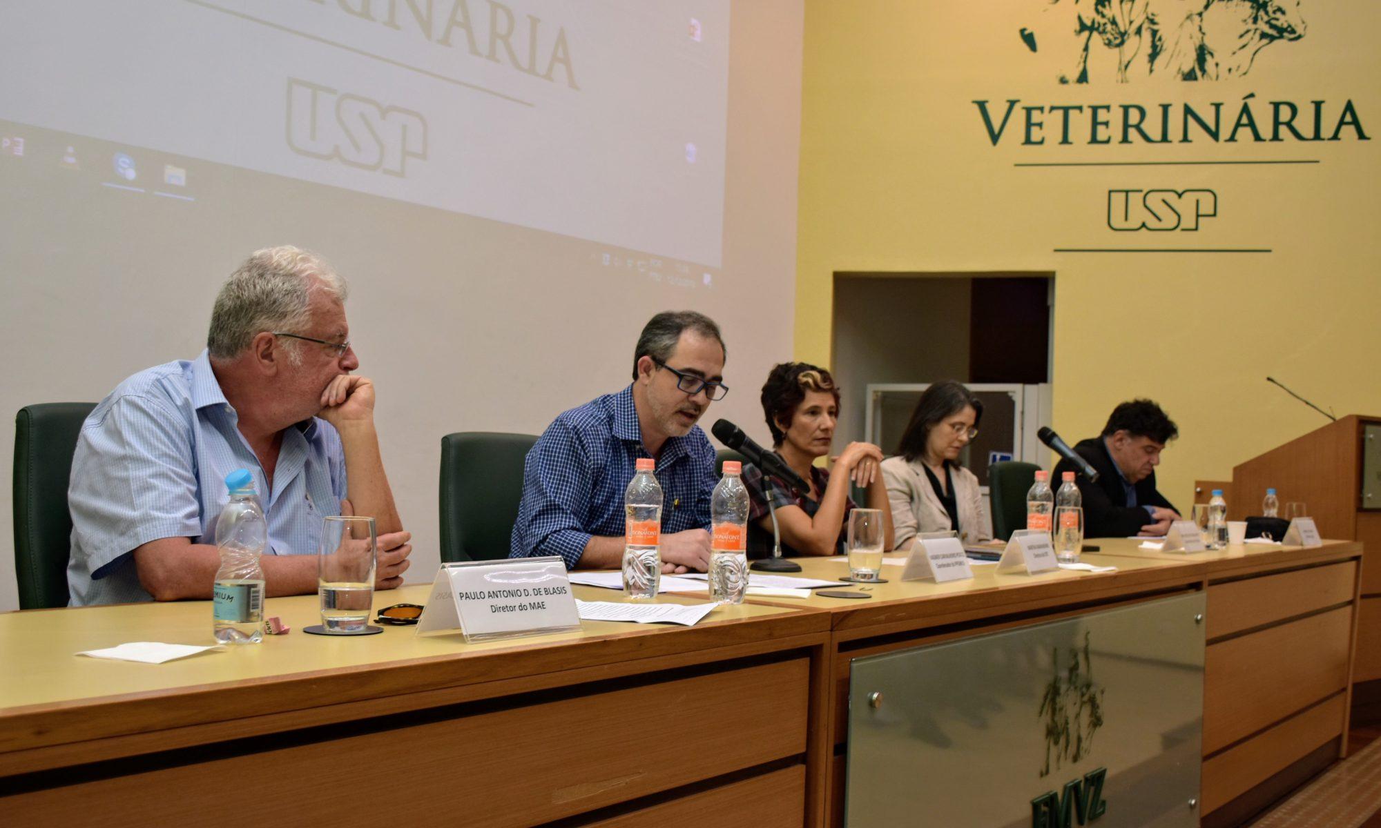 Crédito: Ernani Coimbra (FMVZ)