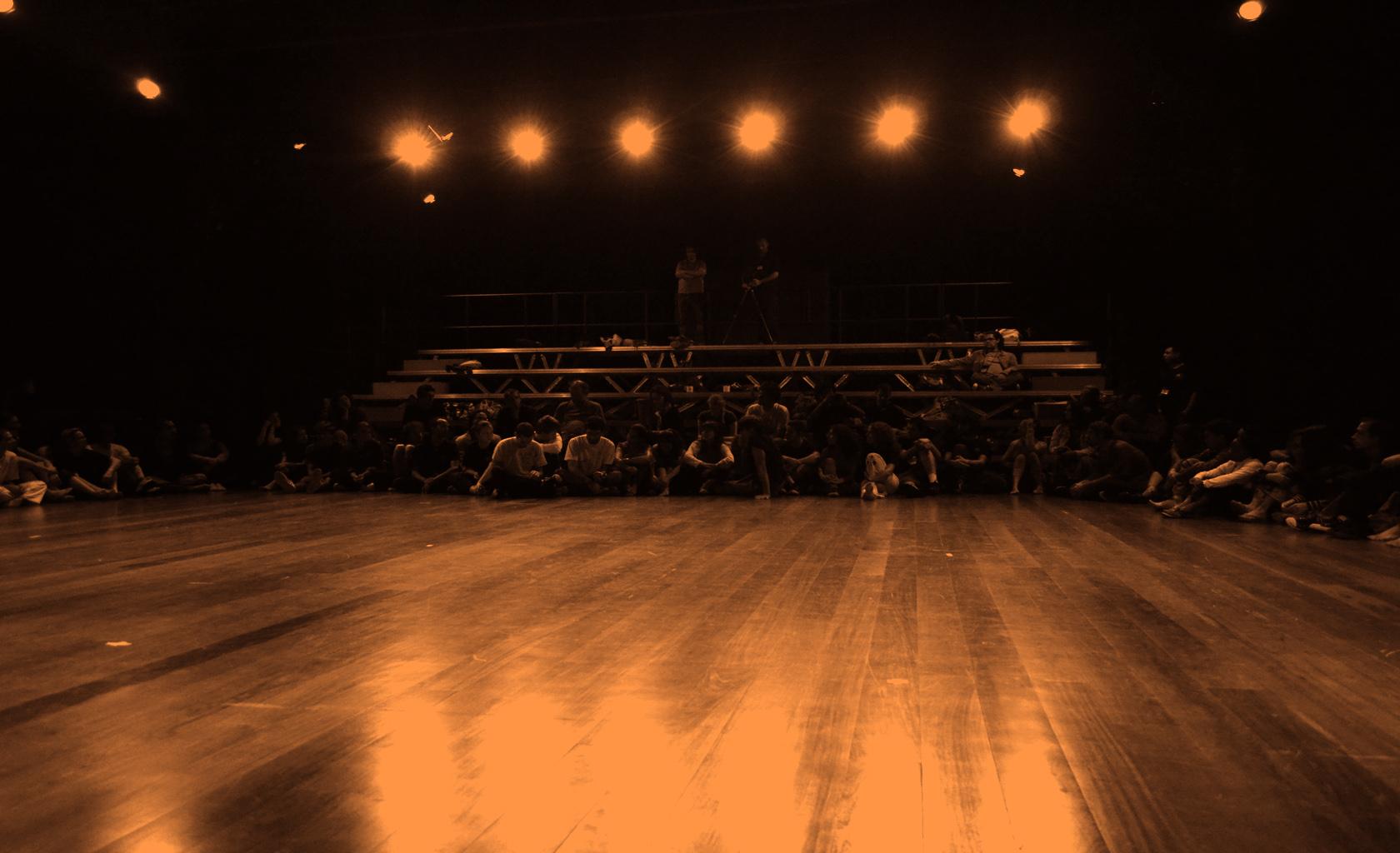 História do Teatro da USP
